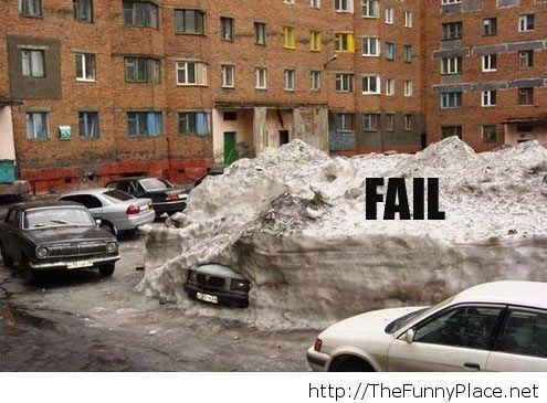 Winter fail picture