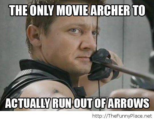 A true archer