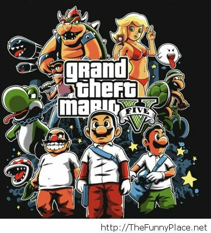 Badass Mario