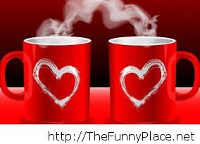 Cups for lovers
