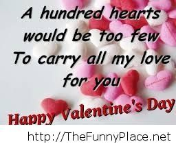 February 2014 love quote