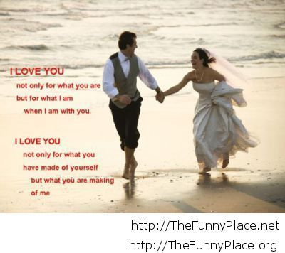 I love you wallpaper image with quote 2014