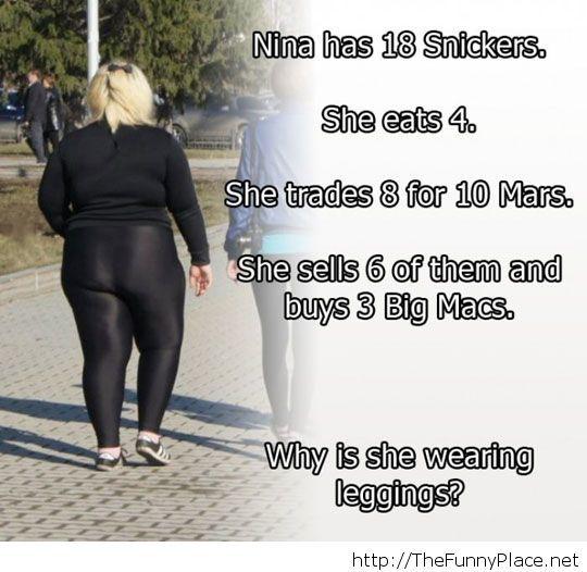 It's basic math…