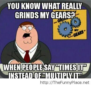 It just kills me...