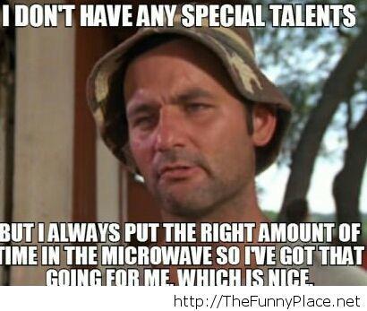 It won't get me a job...