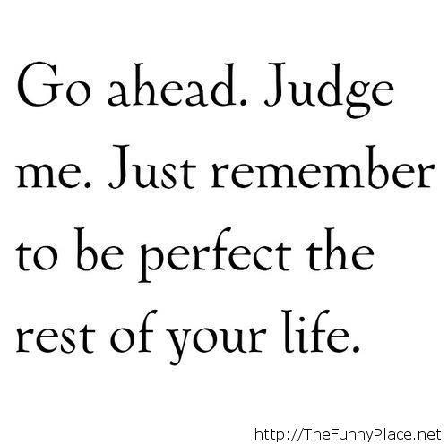 Judge saying 2014