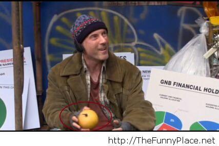 Just an Apple...
