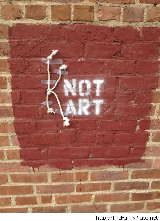 Knot art…