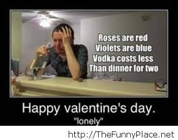 Lonely Valentine's day for me