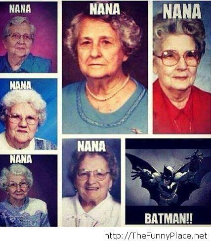 Nana Nana Nana