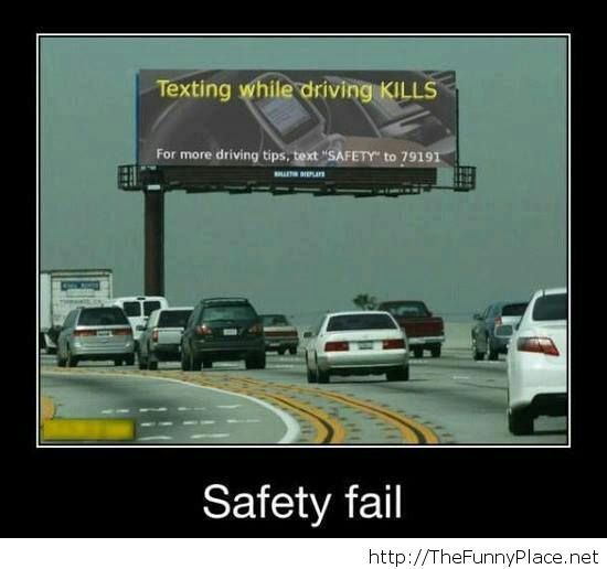 Safety fail february 2014