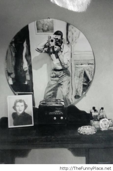 Selfies in the old days