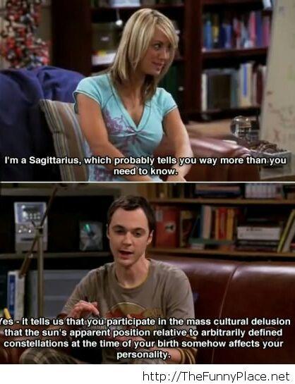 Sheldon Cooper for the win