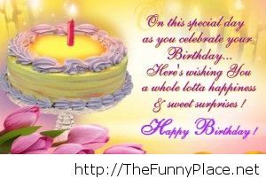 Special birthday quotes