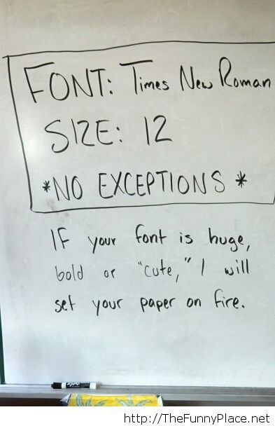 This teacher knows how it's done