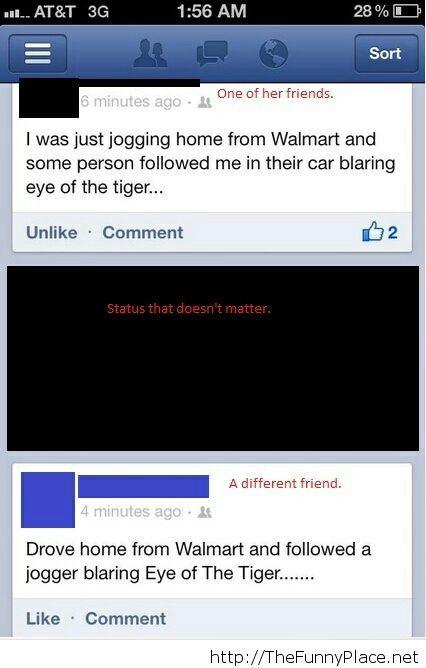 Walmart joke
