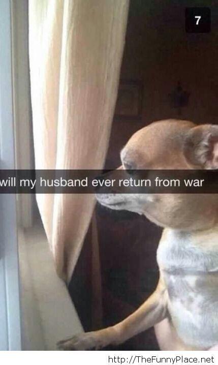 When will he return