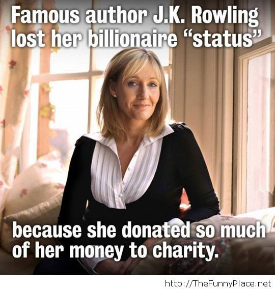 Awesome J.K.Rowling