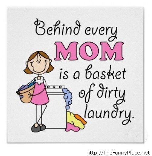 Behind every mom quote