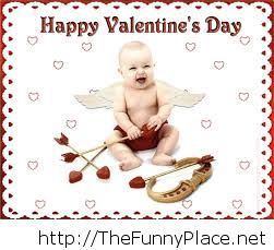 Funny Cupidon picture 2014