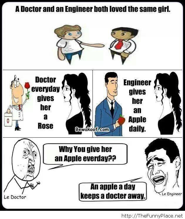 Funny engineer joke