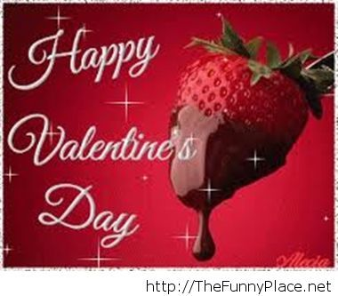 Happy Valentine's Day sweets