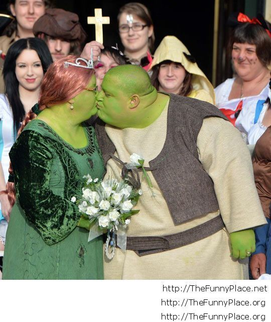 Just a happy wedding