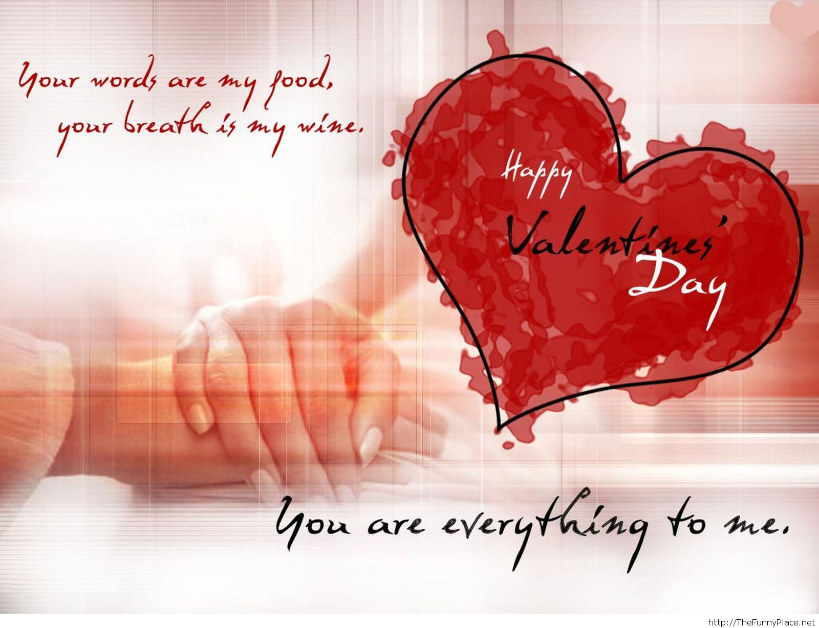 Love sayings for Valentine's Day