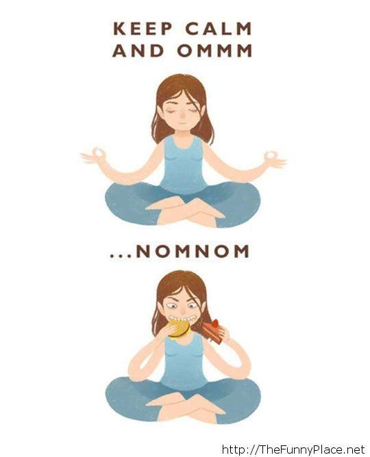 My kind of yoga