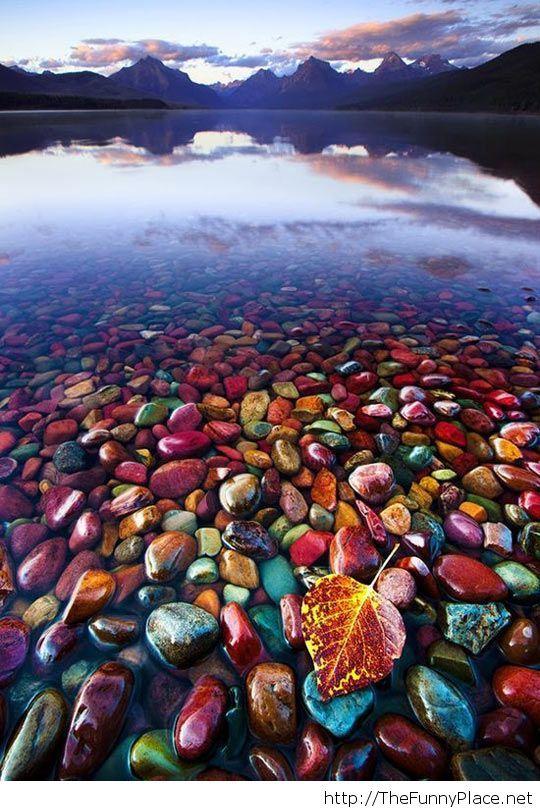 Pebble Shore Lake