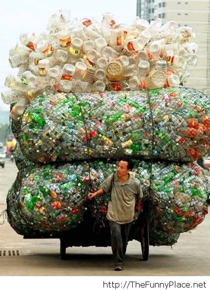 Do you even recycle,brah