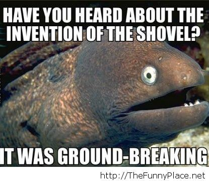 Ground-Breaking news
