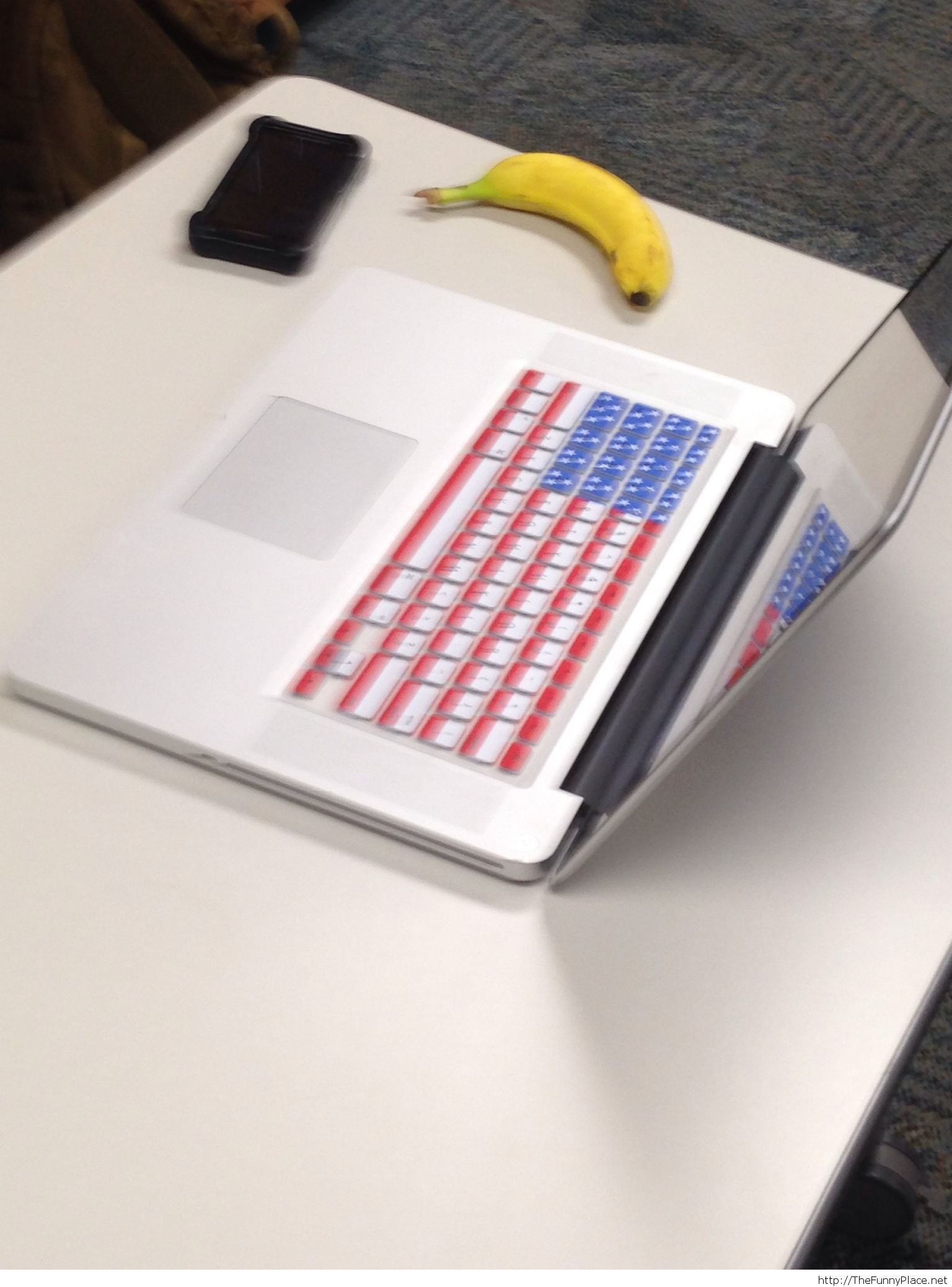 Proper way to type 'Murica