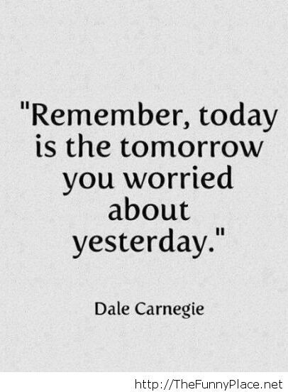 Remember this every day...