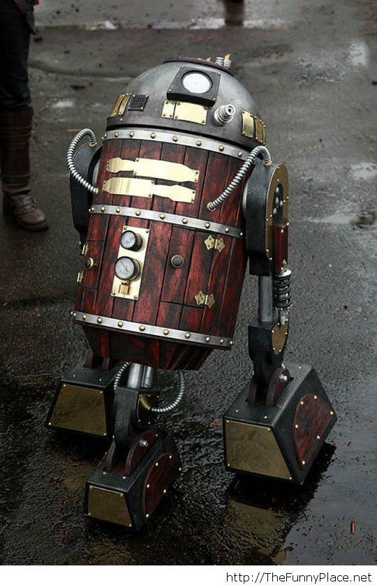 Steampunk Star Wars…