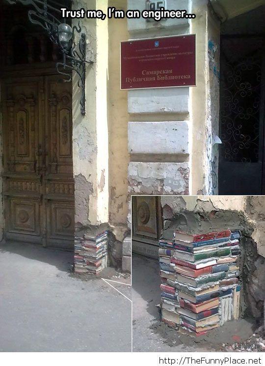 That'sa library...