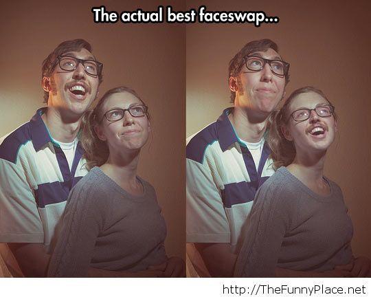 A funny faceswap