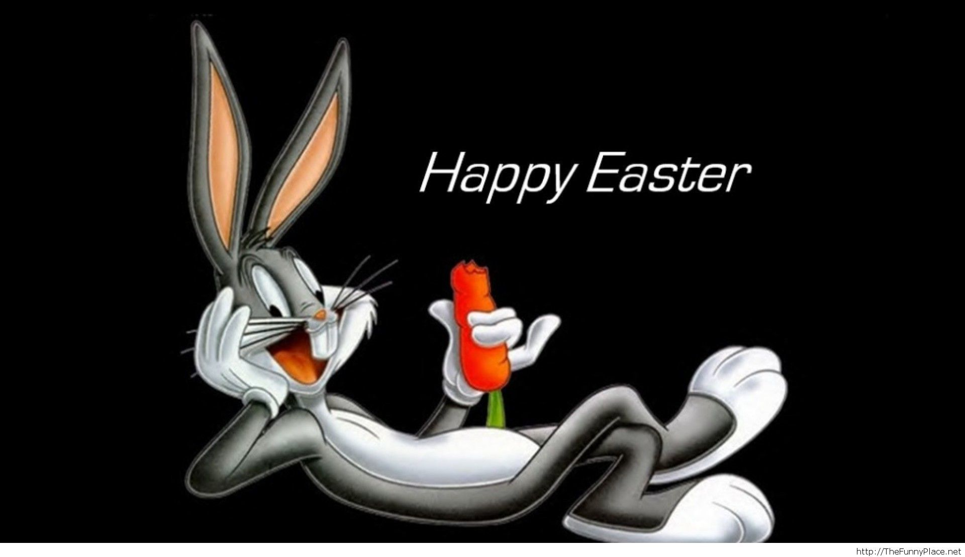 Bugs Bunny picture Happy Easter