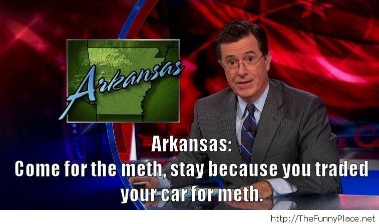 Classic Colbert quote