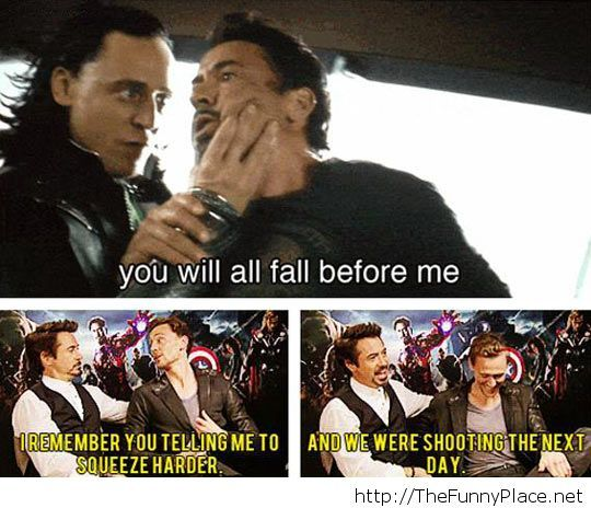 Funny Loki Quote TheFunnyPlace