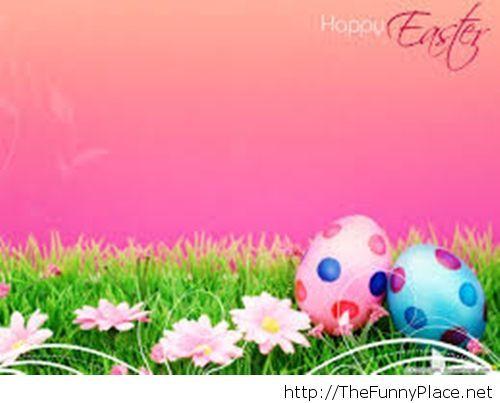 Happy Easter 2014 nice wallpaper