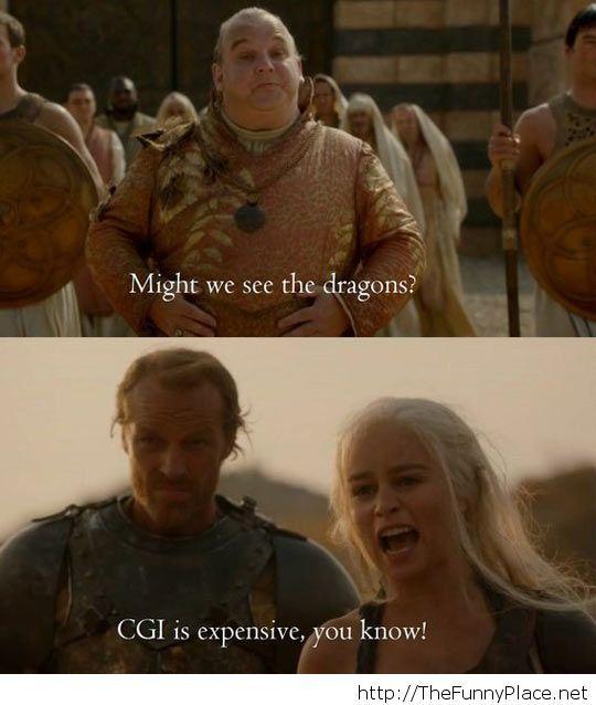 It's quite expensive...