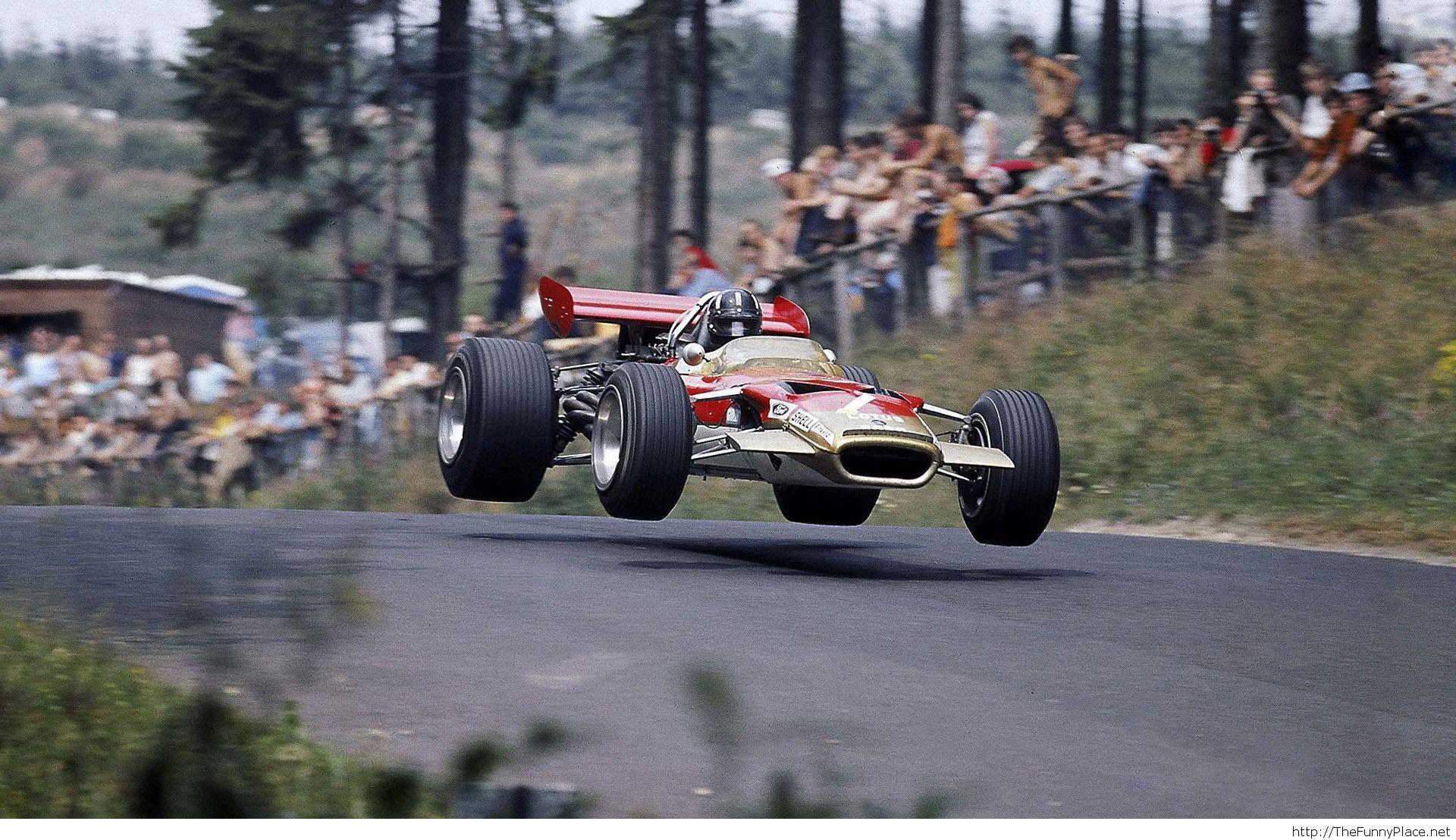 Old school F1