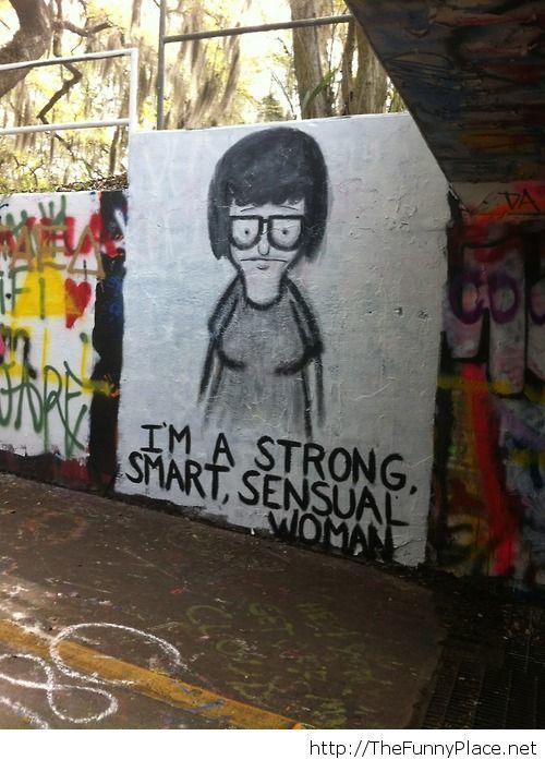 Rough street art