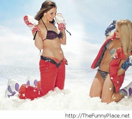Russian snowboarders