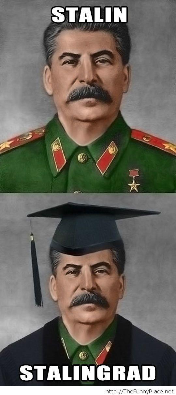 Stalin funny joke