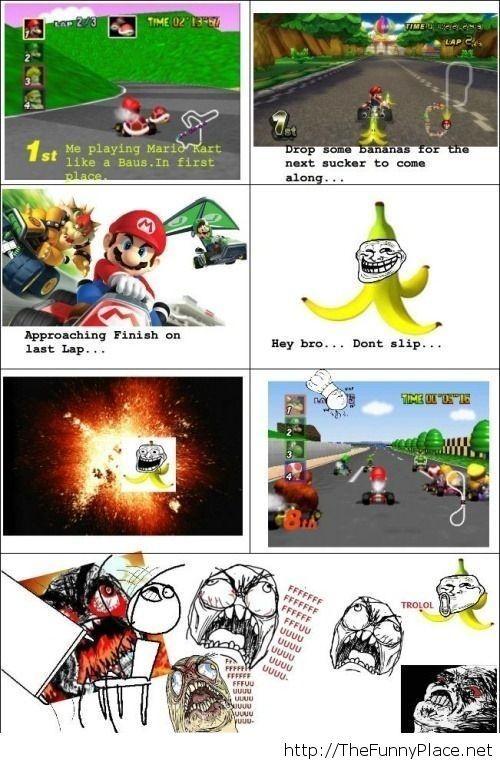 Troll Banana