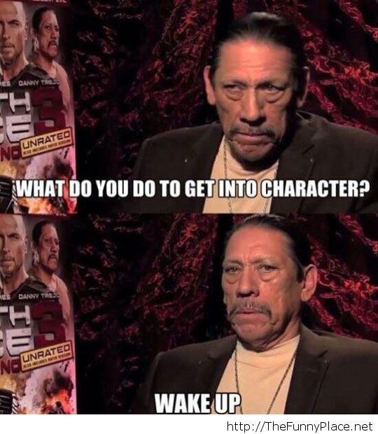 A true method actor