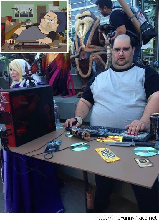 Best South Park cosplay