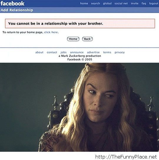 Cersei Disagrees
